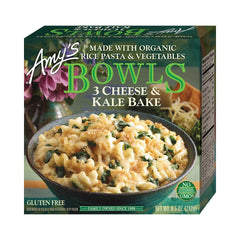 Amy's Kitchen 3 Cheese Kale Bake, 8.5 Oz (Pack of 12)