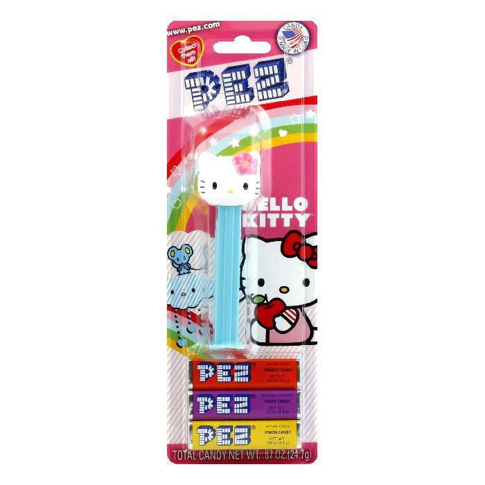PEZ Hello Kitty Candy Dispenser, 1 Each (Pack of 6)