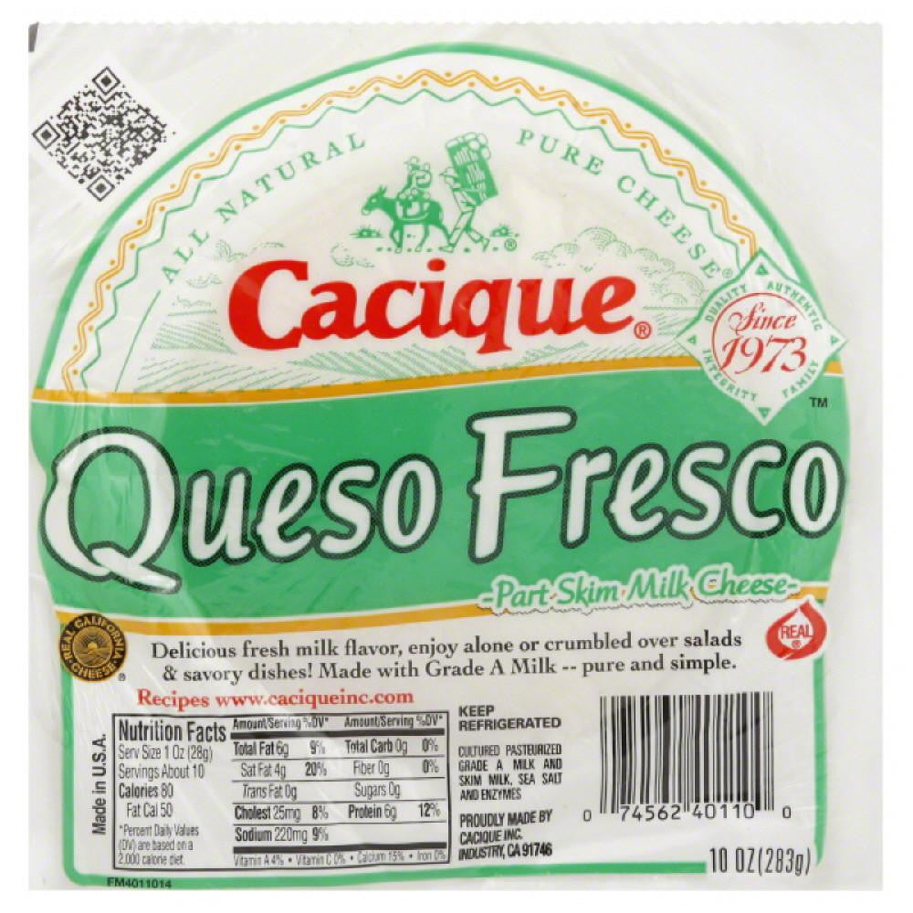Cacique Queso Fresco, 10 Oz (Pack of 12)
