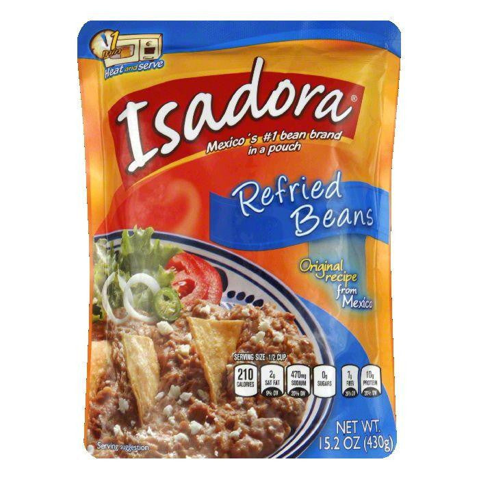 Isadora Refried Beans, 15.2 Oz (Pack of 8)