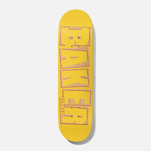 Herman Brand Name Punch Out Deck 8.25