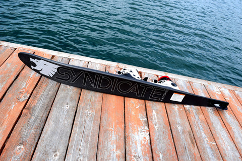 Dutch Auction : HO Syndicate VTX Water Ski - Fluid Motion Sports - Sproat Lake