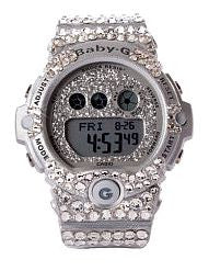Casio Baby-G Silver Watch - Harriet & Hazel  - 1