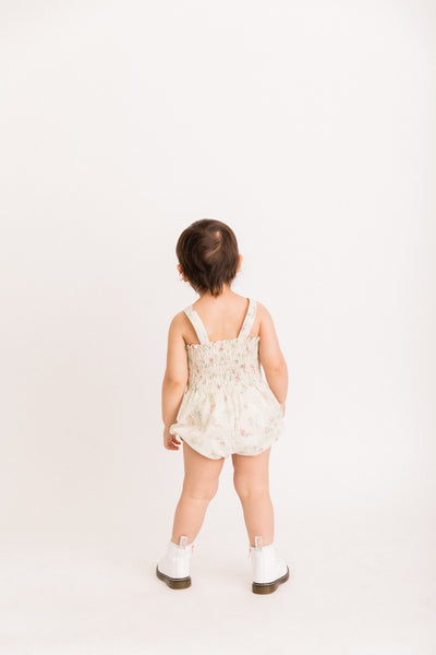 Circus Jumper - Cream Floral - Limited Edition
