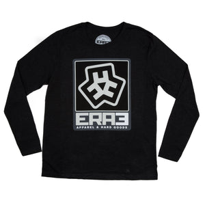 CLUTCH LONG-SLEEVE - BLACK