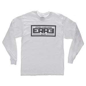 SUPREME LONG-SLEEVE - WHITE