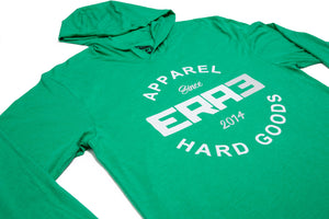TRIUMPH T-SHIRT WEIGHT HOODIE - ENVY