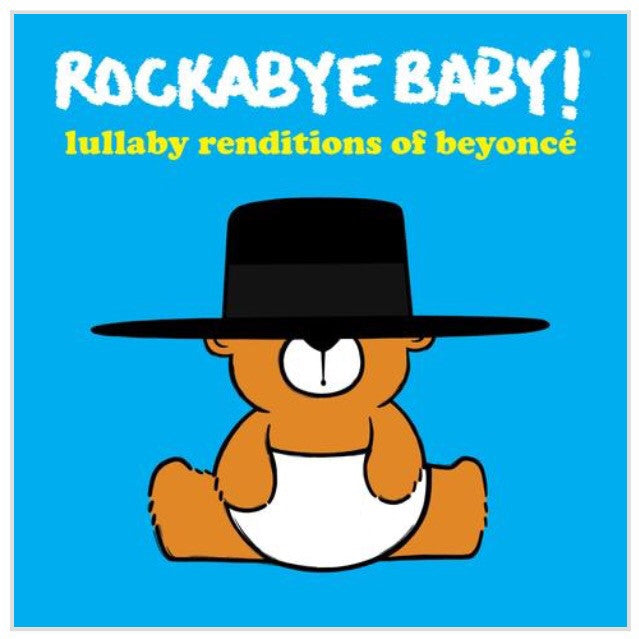 Beyonce Lullaby CD