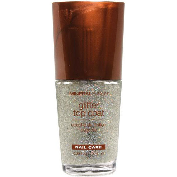 Vegan Glitter Nail Polish Top Coat
