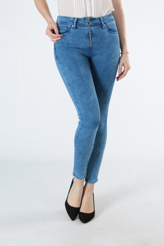 Chic Shop Blue Jean. 7126