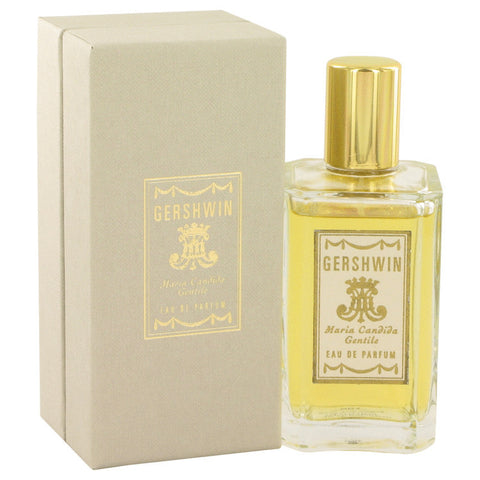 Gershwin Eau De Parfum Spray (Unisex) By Maria Candida Gentile For Women. 518391
