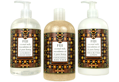 FIJI—coconut milk, macadamia oil & pure honey  - Bottle Spa