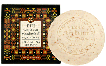FIJI—coconut milk, macadamia oil & pure honey