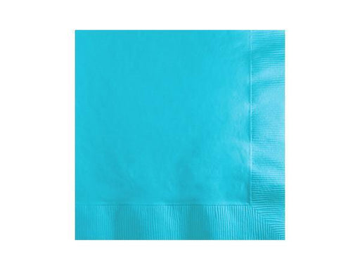 Party Kit Company - Tableware Napkins Bermuda Blue Lunch napkins (20pk)