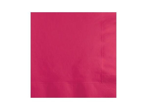 Party Kit Company - Tableware Napkins Hot Magenta Pink Lunch napkins (20pk)