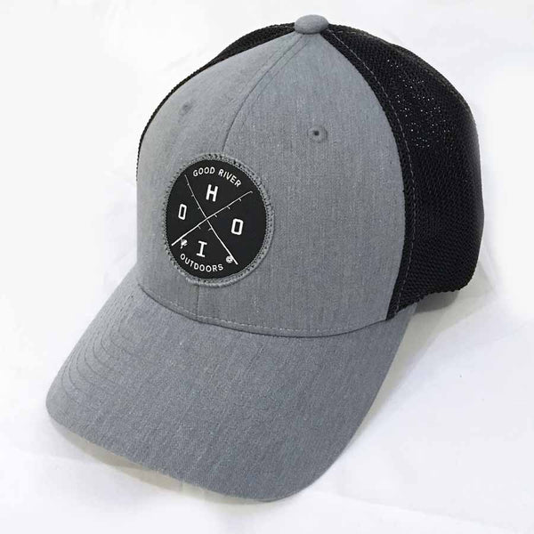 Good River Stretch Mesh Trucker