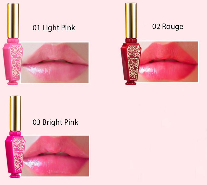 Lip Tint Syrup - 01 Light Pink