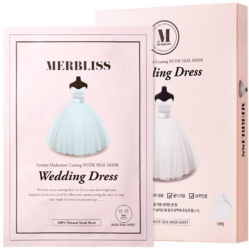 Wedding Dress Intense Hydration Coating Nude Seal Mask