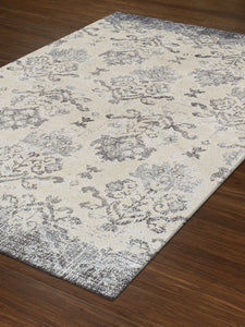 Dalyn Antigua Pewter An11 Area Rug