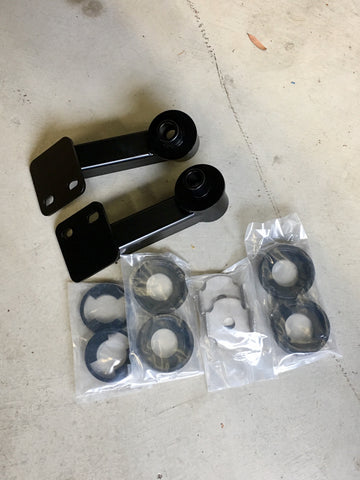 Shifteck IRS Stabilization Kit for 2015+ Ford Mustang
