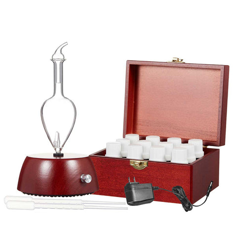 Super Explorer Essential Oil Diffuser Set by Organic Aromas