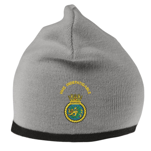 HMS Indefatigable Beanie Hat