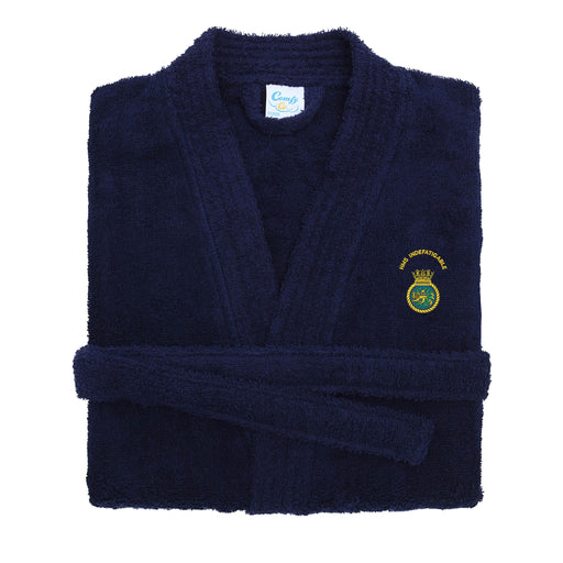 HMS Indefatigable Dressing Gown
