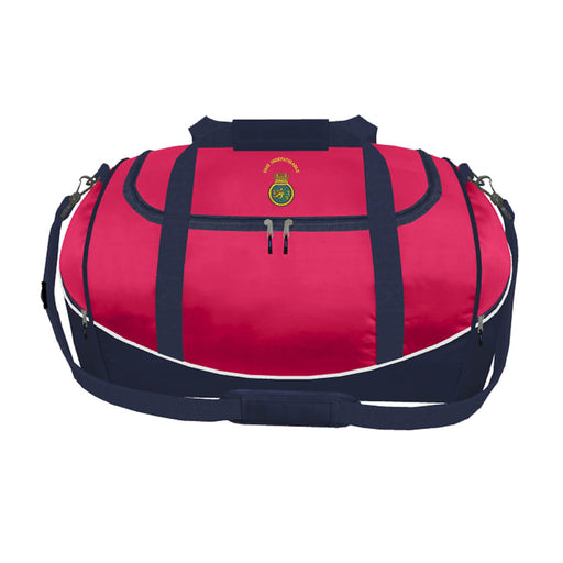 HMS Indefatigable Teamwear Holdall Bag