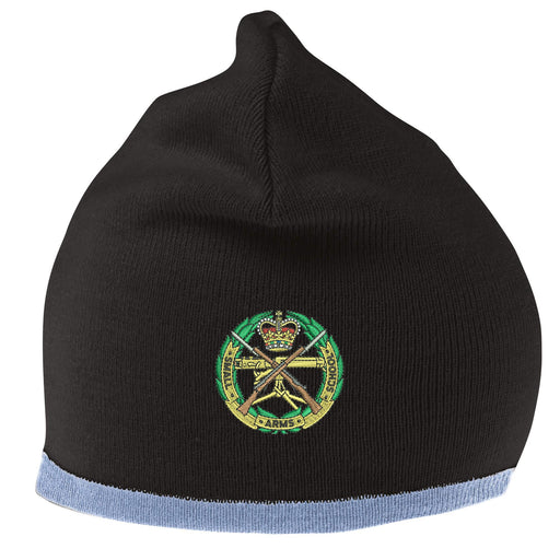 Small Arms School Corps Beanie Hat