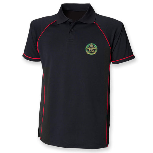 Small Arms School Corps Performance Polo