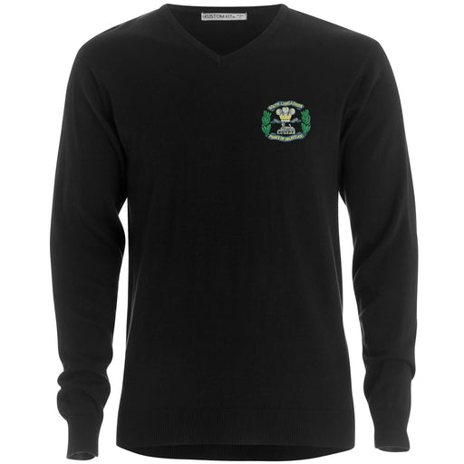 South Lancashire Regiment Arundel Sweater