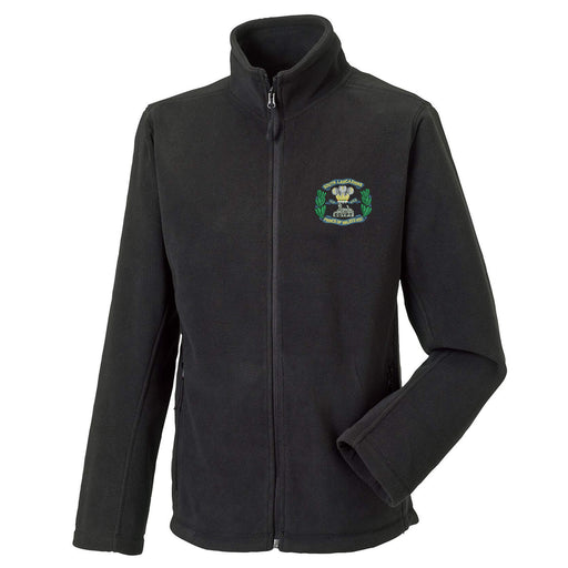 South Lancashire Regiment Fleece