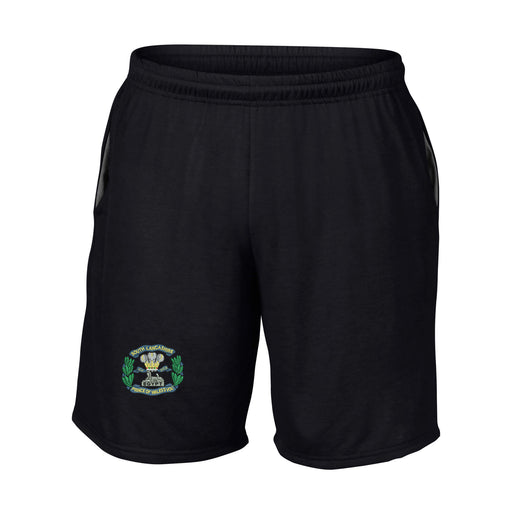 South Lancashire Regiment Performance Shorts