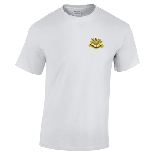 South Nottinghamshire Hussars T-Shirt