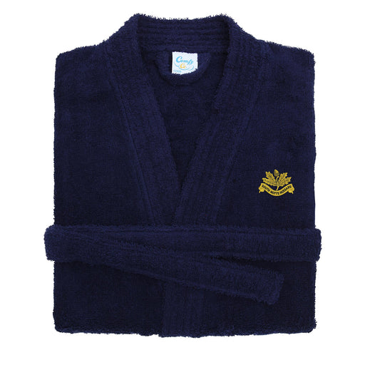 South Nottinghamshire Hussars Dressing Gown