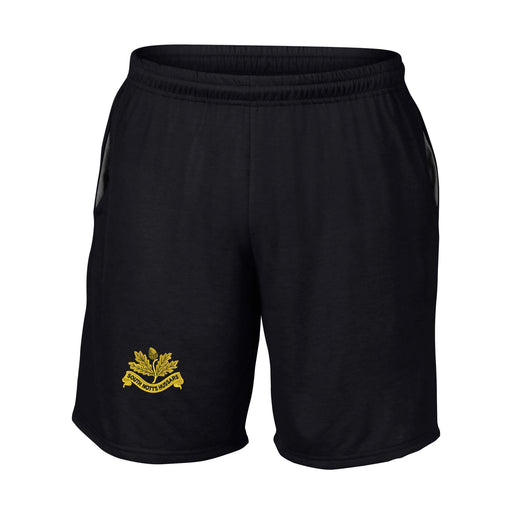 South Nottinghamshire Hussars Performance Shorts