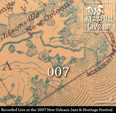 The Benjy Davis Project - Live at 2007 New Orleans Jazz & Heritage Festival