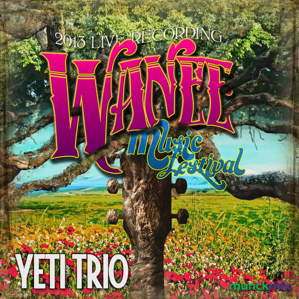 Yeti Trio - Live at 2013 Wanee Music Festival