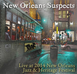 New Orleans Suspects - Live at 2014 New Orleans Jazz & Heritage Festival