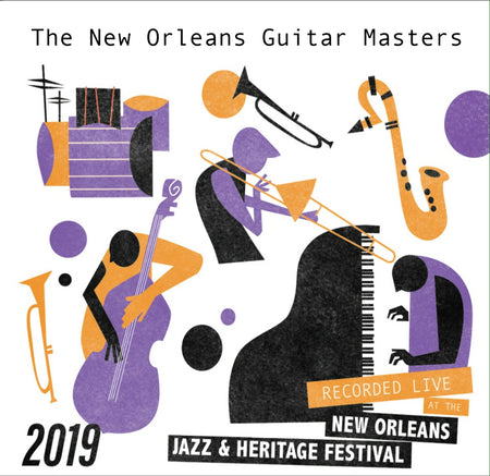 Spencer Bohren & the Whippersnappers - Live at 2018 New Orleans Jazz & Heritage Festival