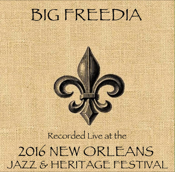 Big Freedia  - Live at 2016 New Orleans Jazz & Heritage Festival