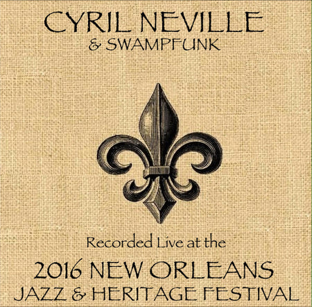 Christian Scott - Live at 2016 New Orleans Jazz & Heritage Festival