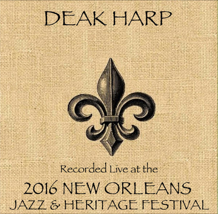Big Chief Kevin Goodman & the Flaming Arrows - Live at 2016 New Orleans Jazz & Heritage Festival