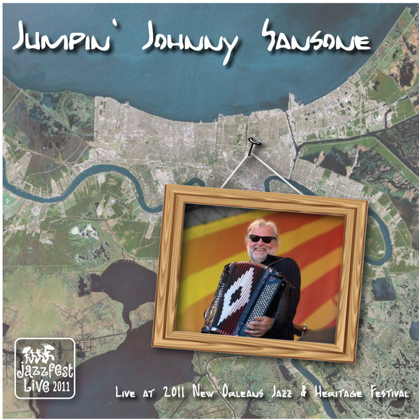 Jumpin' Johnny Sansone - Live at 2011 New Orleans Jazz & Heritage Festival