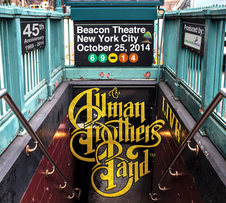 The Allman Brothers Band: 2014-03-08 Live at Beacon Theatre, New York, NY, March 08, 2014