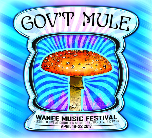 Gov't Mule - Live at 2017 Wanee Music Festival