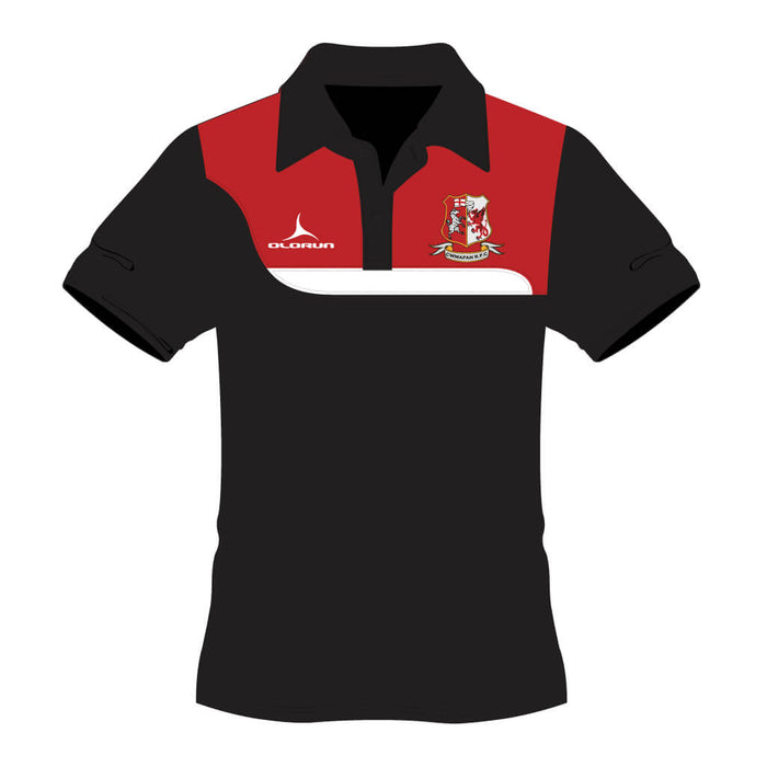 Cwmafan RFC Supporters Kid's Tempo Polo Shirt