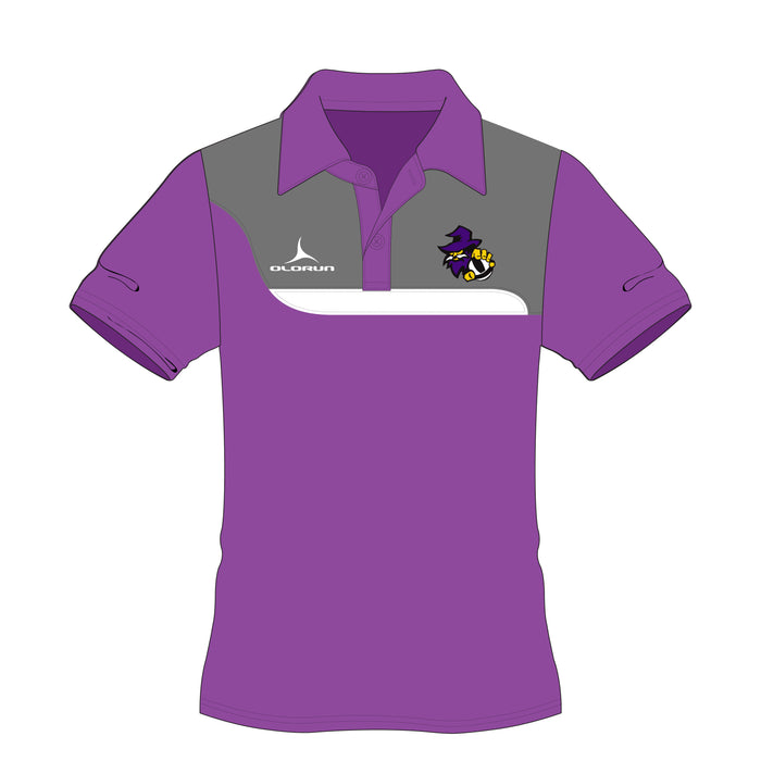 Carmarthen Dodgeball Adult's Tempo Polo Shirt
