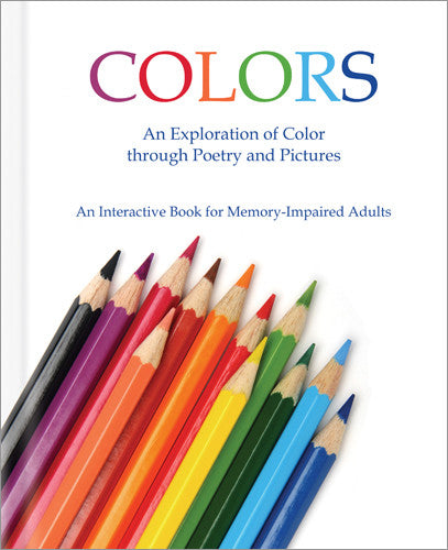 Colors Book for Alzheimer's and Dementia Patients