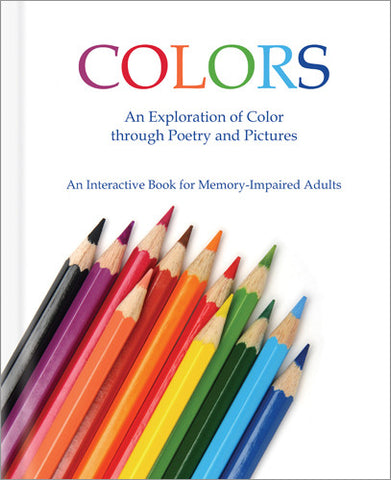 Colors – An Activity Book for Dementia Patients